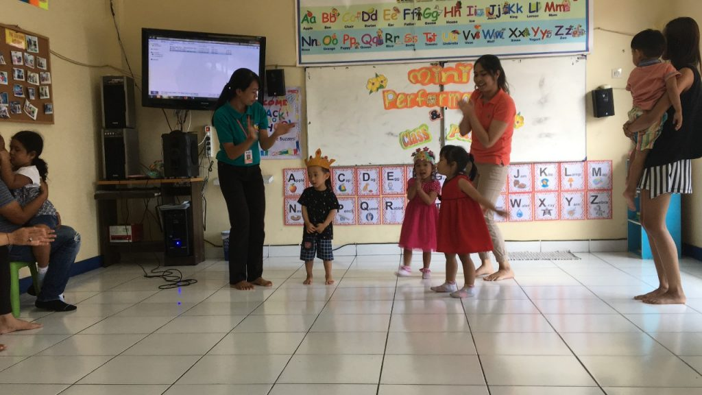 Child's Performing